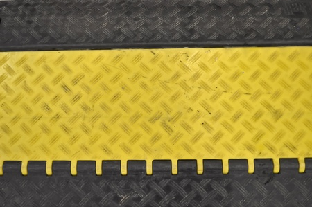 bumps: black-yellow speed bumps Humps