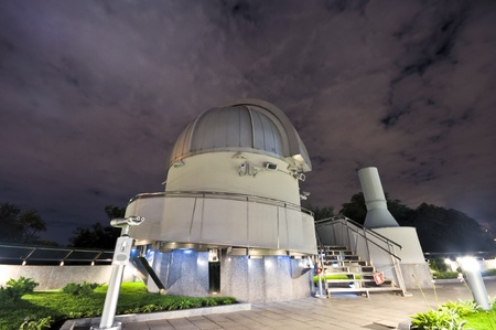 planetarium: a small astronomical observatory of the Moscow Planetarium