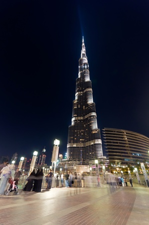 Burj Khalifa, Dubai Stock Photo - 12903805
