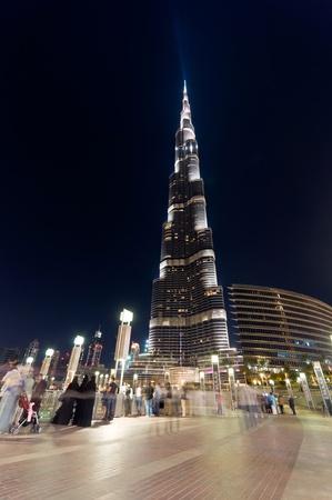 Burj Khalifa, Dubai Stock Photo - 12903805