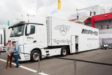 indy cars: DTM (Deutsche Tourenwagen Meisterschaft) on MRW (Moscow RaceWay), Moscow, Russia, 2013.08.04 Editorial