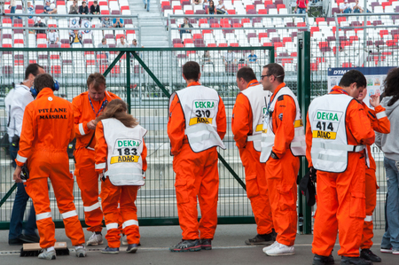 DTM (Deutsche Tourenwagen Meisterschaft) on MRW (Moscow RaceWay), Moscow, Russia, 2013.08.04 Editorial