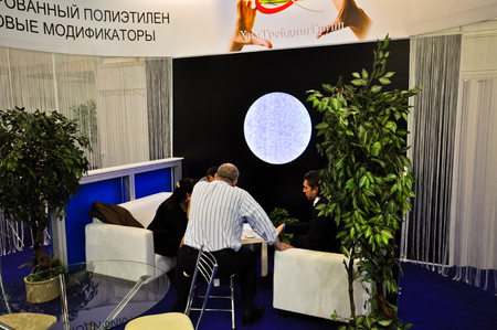 MosBuild 2012 Exhibition, 04-11-2012, Moscow, Russia