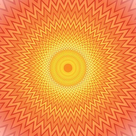 pinnacle: Circular abstract background