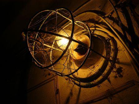 plafond: Lantern