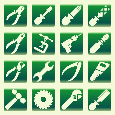 tools Stock Vector - 4870439