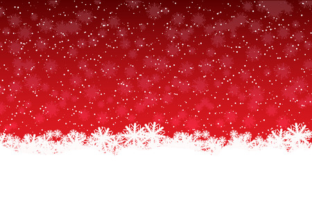 chrismas background: Chrismas winter background with snowflakes.