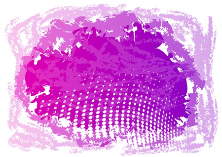 lila: Magenta abstract background in the center