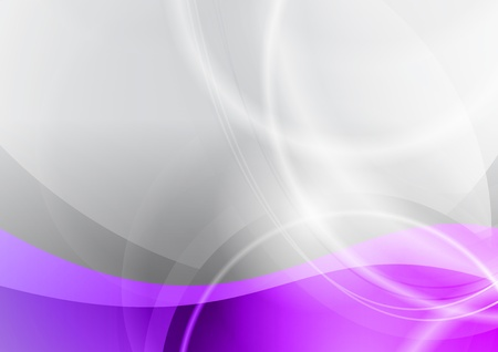 purple swirls: purple and grey wave abstract background