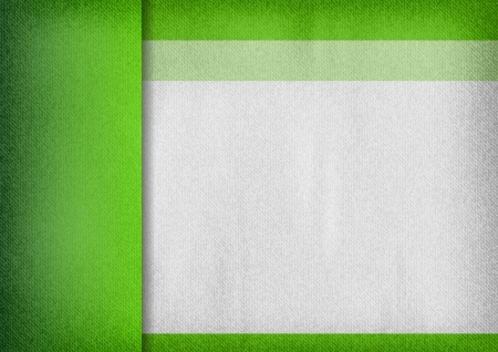 green template with grey texture as background