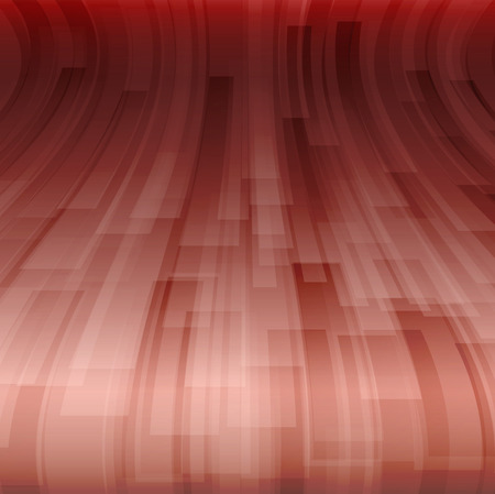 red stripe: Abstract vector background. Perspective wave. Version without sample text.