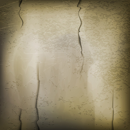 Texture of old wall. Vector background.