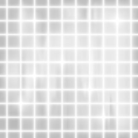 lineas blancas: L�neas blancas como brillante cuadr�cula en el espacio gris. Malla Vector. Vectores