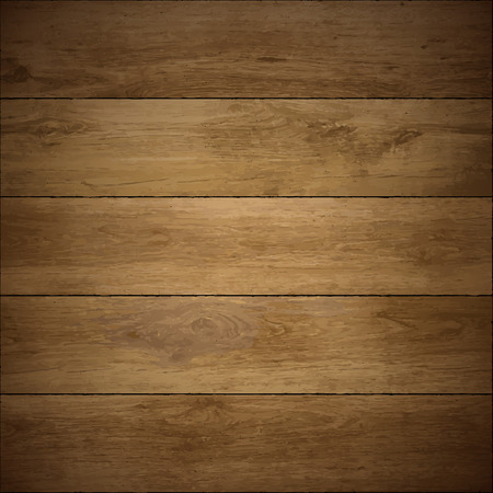wooden floors: Wood texture Illustration