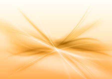 the energy center: Abstract orange background. Vector illustration.