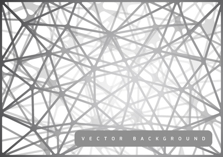 spiderweb: Abstract background as spiderweb from triangles.