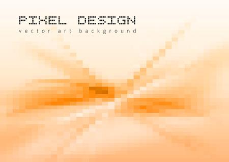 pixelate: Pixel art background.  Illustration