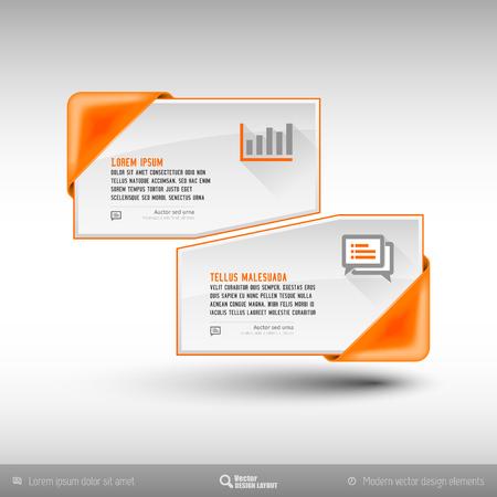 for design: Vector business frames. Infographics template. Design elements for web designs, presentations, brochures and flyers.