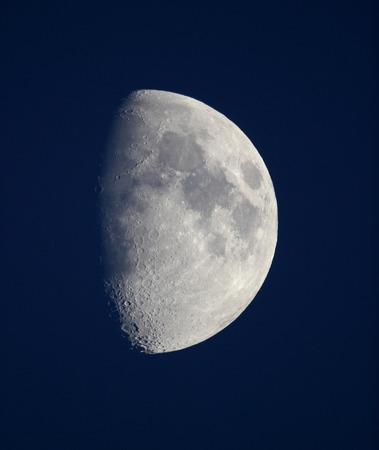 half moon: Half moon Stock Photo
