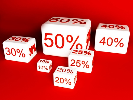 reduce taxes: information about the various discounts for goods in stores