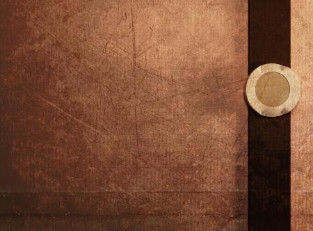 papel quemado: sucia textura del grunge, estilo retro. usted puede añadir su texto