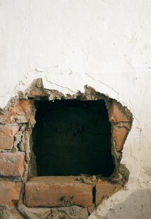 raze: a huge hole in the brick wall