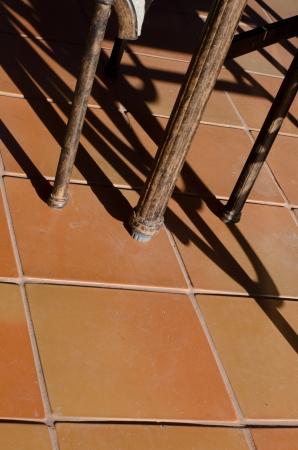 patio furniture: Patio Furniture in the Sun