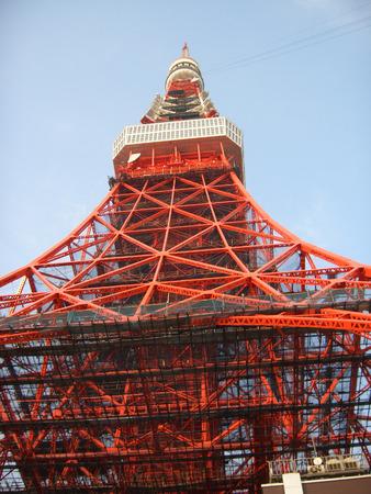 Tokyo Tower Redactioneel