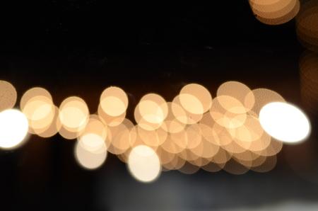 Gold Lights Stockfoto - 47931434
