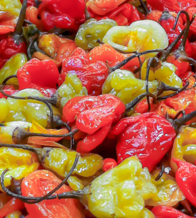 marinated: Marinated Peppers