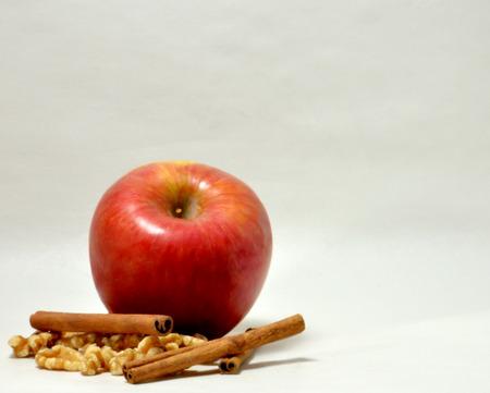 cinnimon: Apple, Walnuts and Cinnimon