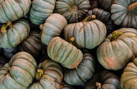 Green Pumpkins