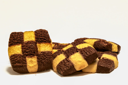 Checkered Cookies