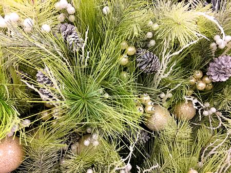 Artificial Pine Boughs