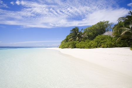 Tropical Beach Stock Photo - 2420334
