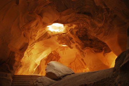 Caves of Maresha NP, Israel