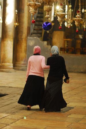 jewess: Women in the Church of the Nativity