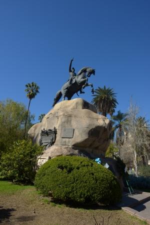 Picture of monument in Mendoza