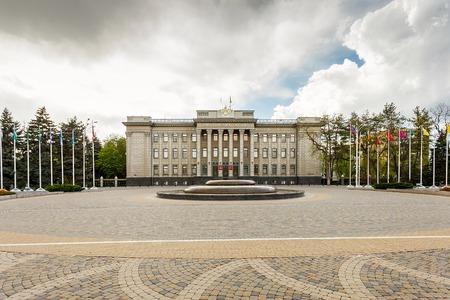 legislative: Legislative Assembly of Krasnodar region. Krasnodar. Russia