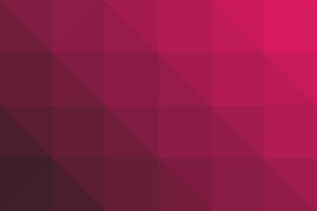 Triangular red black gradient background. Lowpolygonal. Vector illustration. White background. Eps10.
