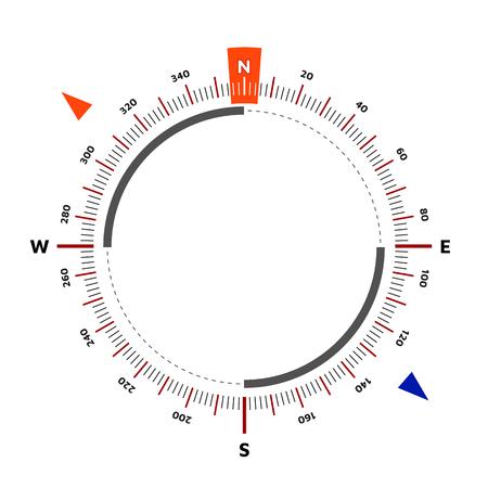 360 Degree Compass Diagram - Smart Wiring Diagrams •