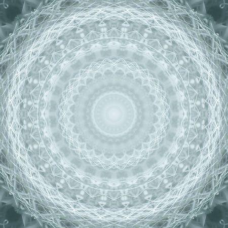 An abstract circular design. This is also a seamless tile backdrop.