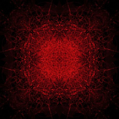 satanic: long exposure of extremely red hot flames and sparks with a satanic theme. Seamless symmetric pattern