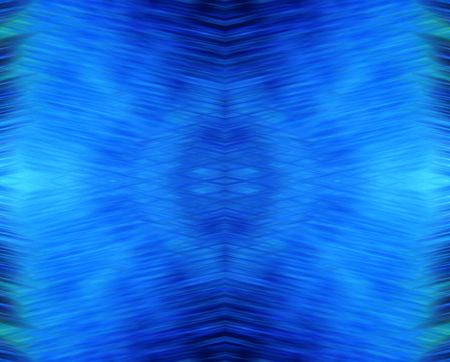 A rich deep powerful calm blue blurry blank empty background.