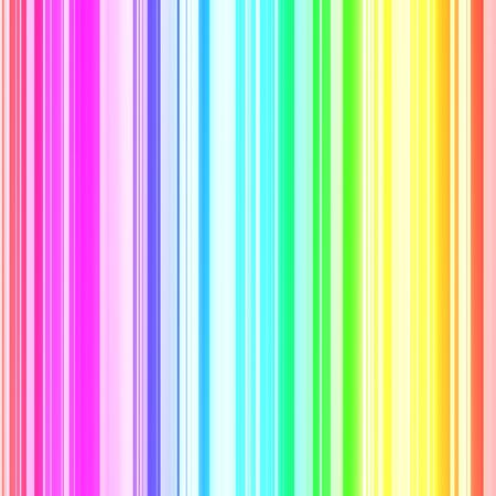 Shiny metal rainbow surface with lines. Square background graphic photo