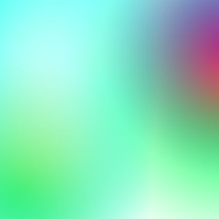 Abstract Blurry background of the colors teal, green, and purple