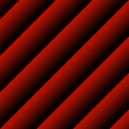 Abstract background image of red diagonal stripes in square frame Stock Photo - 6814579