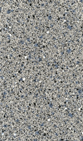 An abstract neutral background of black, gray, white, brown, and blue mixed in. This texture looks like it would be in a bathroom counter top. photo