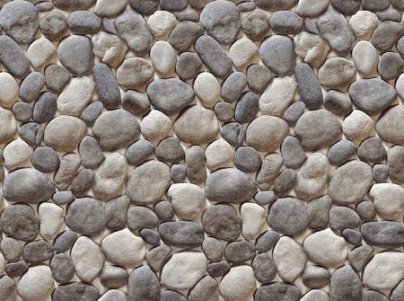 pebble: Gray pebble seamless pattern