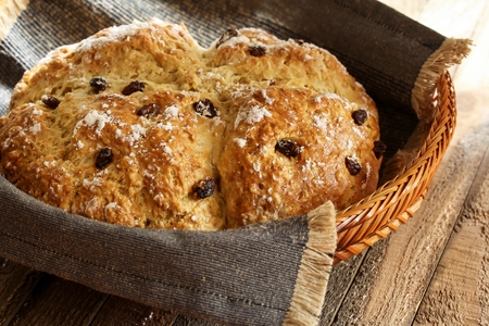 Irish Soda bread  Saint  St Patrick day food